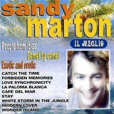 SANDY MARTON - IL MEGLIO  CD POP-ROCK INTERNAZIONALE