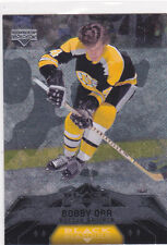 2007 07-08 Black Diamond #170 Bobby Orr quad diamond Boston Bruins SP