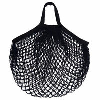 Turtle Bag COTTON STRING/NET SHOPPING Tote Reusable Mesh Net Storage Handbag