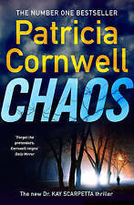 Chaos by Patricia Cornwell (Paperback)