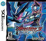 2 USED Mega Man Star Force 3 Black Ace 5 Network  Bundle  Nintendo DS