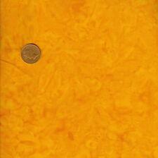 Timeless Treasures Tonga 7900 Tangerine Orange Batik 100% Cotton Fat Quarter