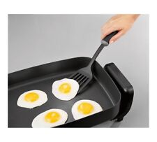 Proctor Silex Electric Skillet Frying Pan Nonstick Griddle Tempered Glass