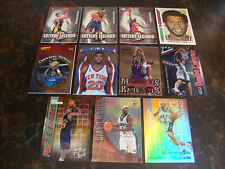 2001-02 Basketball---Inserts---Lot Of 11---All Topps Sets---No Dupes--See List