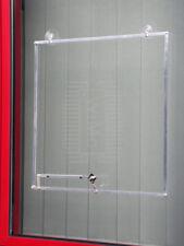 Window quad loop antenna 2m & 70cm 144-146/430-440 MHz Ham Radio VHF UHF