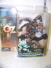 "McFarlane Twisted Land of Oz ""Flying Monkeys"" figure 2003"