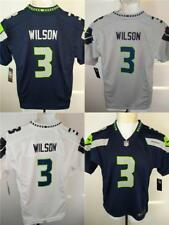 New Russell Wilson #3 Seattle Seahawks YOUTH Size Large L 14/16 Nike Jersey