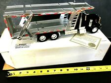 VINTAGE PETERBILT AUTO CARRIER TRUCK 1/32ND SCALE BOXED-NEW
