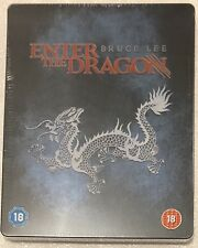 Enter The Dragon Steelbook - Limited Edition Blu-Ray