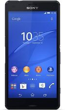 Sony Xperia Z3 Compact Smartphone 16 GB Speicher Android black schwarz