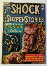EC COMICS: SHOCK SUSPENSTORIES #7! PRE-CODE HORROR!! GOLDEN AGE BOOKS VHTF RARE!
