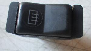 Schalter heizbare Heckscheibe, Mercedes W123 + W126, Teile Nr.0008206110