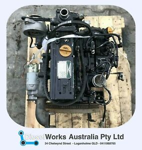 Yanmar 3TNE74 Fully Reconditioned Engine - 12 month wty - Exchange or Rebuild