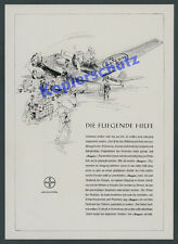 Ju 52 d-AOHU Bayer Leverkusen pharmacie médecine Cologne Butzweilerhof aviation 1941