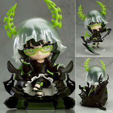 New Nendoroid Anime Black Rock Shooter 292# Black Gold Saw PVC Figure Toy 10cm