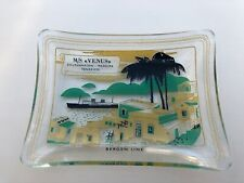 More details for vintage m/s venus - bergen line colourful pin dish or ashtray