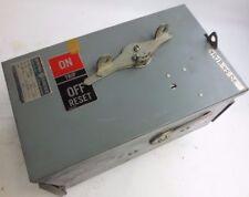 GENERAL ELECTRIC DFPEFA45DE FLEX-A-PLUG PLUG-IN DEVICE /BUS PLUG 480V 50A 3-POLE