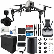 DJI inspire 2 drone w/zenmuse X5S 5.2K 20.8MP, Case, 8x ND filters, accessories