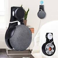 Wall Outlet Mount Holder Hanger Stand Grip for Google Home Mini Voice Assistants
