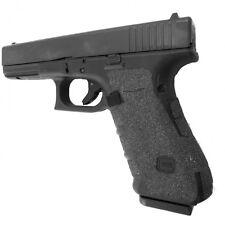 Talon Grip for Glock 17,22,24,31,34,35,37  (Gen3,2, or 1)  Black Rubber- 103R