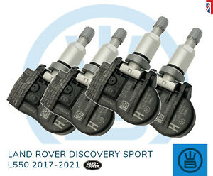 LAND ROVER DISCOVERY SPORT L550 TPMS tyre pressure valve genuine 2017>2021