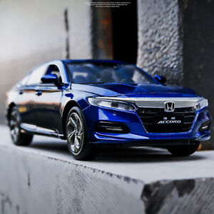 New 1:32 Honda Accord Alloy Metal Diecast Model Toy Car Collection Light