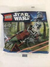 LEGO Star Wars 30005 Imperial Speeder Bike NISP