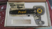 "Prazi PR-7000 12"" Beam Cutter for 7-1/4"" Worm Drive Circular Saw Great Condition"