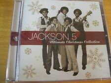 JACKSON 5 ULTIMATE CHRISTMAS COLLECTION CD SIGILLATO MONDADORI