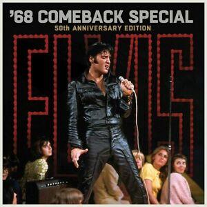 Elvis Presley : '68 Comeback Special - 50th Anniversary Edition (CD + Blu-Ray)