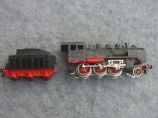 Trix Express H0 Steam Locomotive with Tender Br 24 058 Used