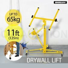 SHOGUN 11ft Gyprock Sheet Drywall Panel Lifter Plaster Board Hoist Plasterboard
