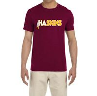 Washington Redskins Dwayne Haskins Logo Text T-Shirt
