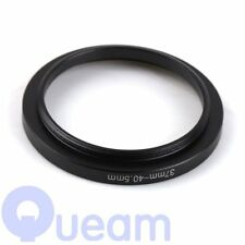 37mm-40.5mm Step-Up Metal Filter Adapter Ring / 37mm Lens to 40.5mm Accessory