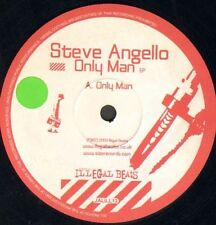 Steve Angello – Only Man EP - Illegal Beats