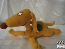 Spike the dog 7 inch mini bean bag plush, Rugrats; Applause NEW tagless