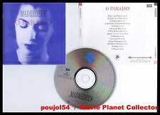 "MADREDEUS ""O Paraiso"" (CD) 1997"