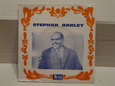 STEPHAN BARLEY What about ice cream MM 4666