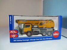Scania Liebherr mobile crane model HO 1/87 1859 siku free shipping