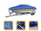 Various Sizes Waterproof Boat Cover Trailerable Fishing Ski Motorboat Storage