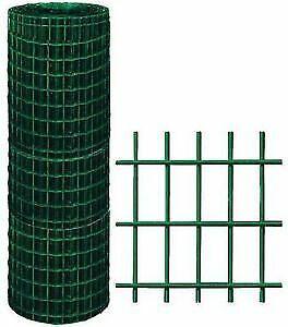 Sidex rete di recinzione elettrosaldata plastificata zincata 25 mt x 150 cm h ma