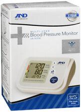 A&D Medical Premium Upper Arm Blood Pressure Monitor with Wide Range Cuff