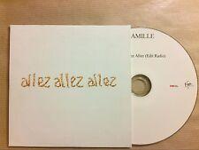 RARE CD PROMO 1 TITRE / BEBE / K.I.E.R.E.M.E / TRES BON ETAT
