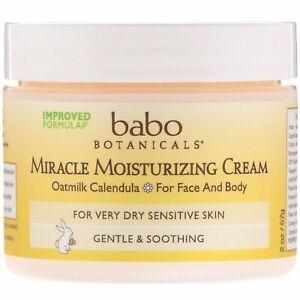 Miracle Moisturizing Cream, 2 oz (57 g)