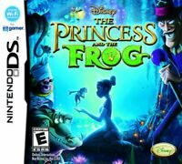 Disney-The Princess And The Frog - Nintendo DS