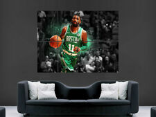 Kyrie Eleison Irving POSTER BASKET NBA USA Arte Parete Immagine Grande Stampa GIGANTE