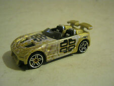 Hot Wheels Gold Tantrum, dated 2001 (EB8-28)