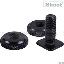 "3/8"" to Hot Shoe/Cold Foot Mount Adatper Screw for Umbrella/Flash Holder Bracket"