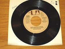 """FUNK 45 RPM - HIDDEN STRENGTH - UA 733 - """"HUSTLE ON UP (DO THE BUMP)"""""""