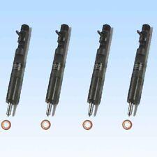 4x Embout D'Injection Injecteur Delphi Ejbr01801a Ejbr01801z Renault 1.5 Dci